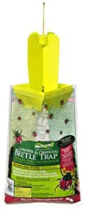 Rescue JBTZ-DB12 One Season Reusable Japanese & Oriental beetle Traps - Quantity 3