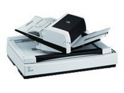 Fujitsu fi-6770 - Document scanner - Duplex - Ledger - 600 dpi x 600 dpi - up to 90 ppm (mono) / up to 90 ppm (color) - ADF ( (Refurbished Scsi)