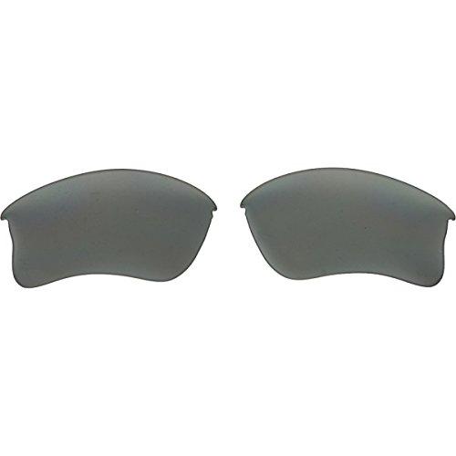 (Oakley Flak XLJ Jacker Repl Polarized Lens,Multi Frame/Light Grey Lens,One Size)