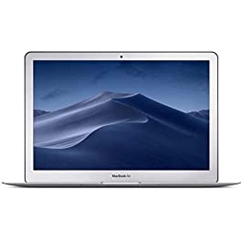 Apple MacBook Air 13.3-Inch Laptop Core i7 2.0GHz / 8GB DDR3 Memory / MacOS 10.12 Sierra (8GB Memory / 256GB Solid State…