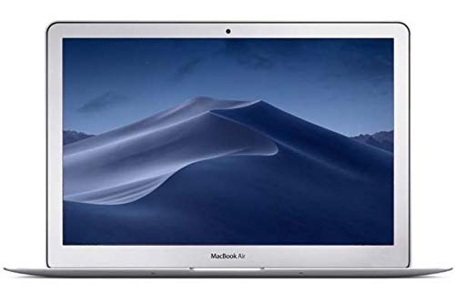 Apple MacBook Air 13.3-Inch Laptop MD760LL/B, 1.4 GHz Intel i5 Dual Core Processor (Refurbished) 1