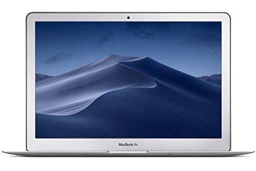 Apple 13in MacBook Air, 2.2GHz Intel Core i7 Dual Core Processor, 8GB RAM, 512GB SSD, Mac OS, Silver, Z0UU1LL A Newest Version Renewed