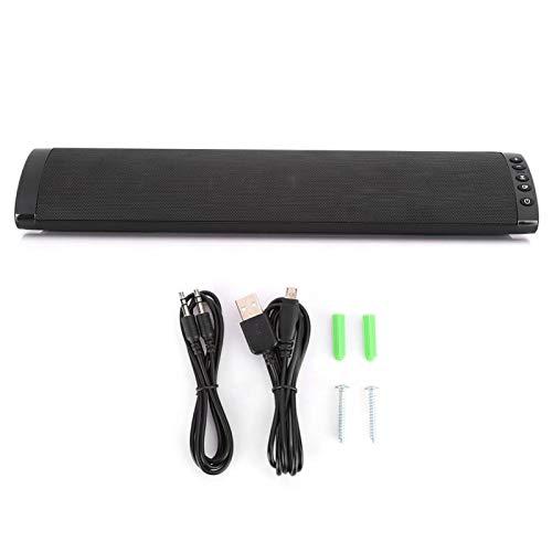 Bluetooth-soundbar voor wandmontage, verbeterde BS-41A-tv voor wandmontage Bluetooth-connectiviteit Luidsprekerstrip…