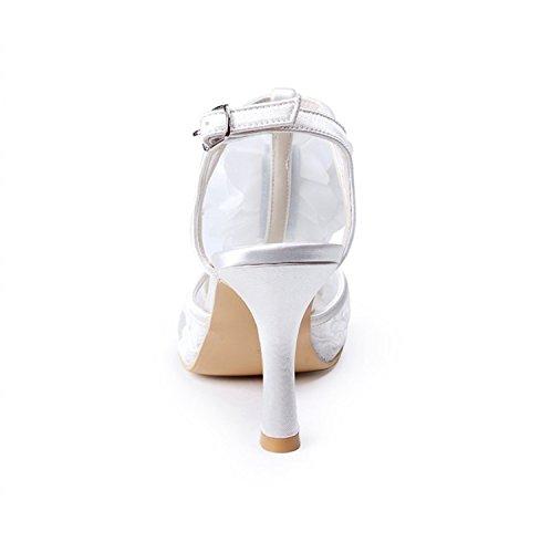 Kevin Fashion - Zapatos de boda fashion mujer Beige - marfil