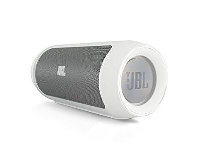 JBL Charge 2 Black Portable Bluetooth Speaker Device Charger Passive Radiators