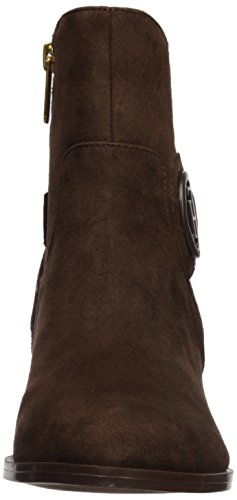 Ankle Women's Mavrick Boot Hilfiger Chocolate Tommy qBawtvq