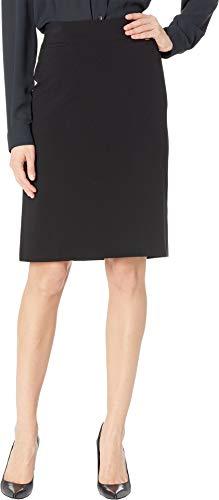 Tahari by ASL Women's Bi-Stretch Pencil Skirt Black 6