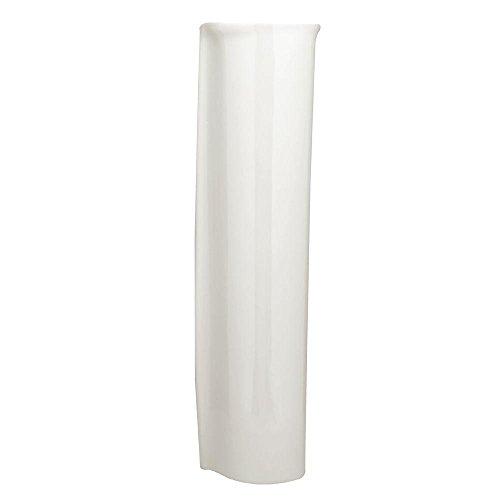 - American Standard 0041.000.020 Ravenna Pedestal Sink Leg, White