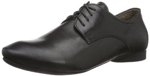 Think ville pour de Guad femme Schwarz lacets Chaussures Schwarz à 00 Noir FqwFCr7