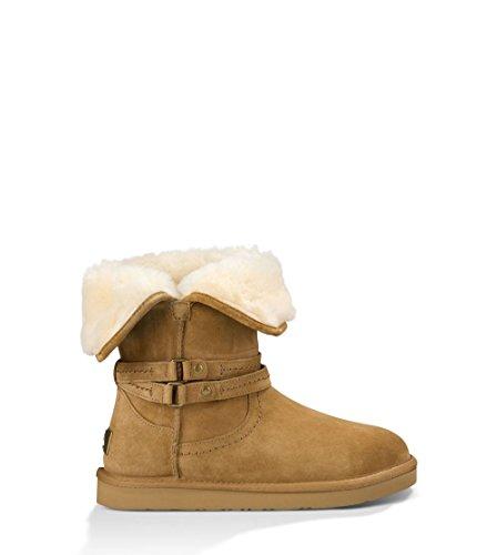 UGG Women's Palisade Chestnut Suede Boot 5 B