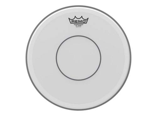 Remo Powerstroke 77 Coated Snare Drumhead-Top Clear Dot, 13