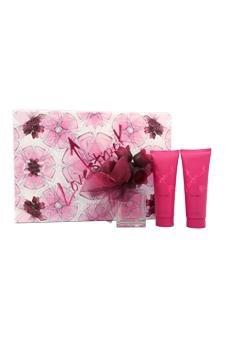 Vera Wang Moisturizing Moisturizer - Vera Wang Lovestruck By Vera Wang Gift Set For Women Eau De Parfum Spray 1.7 Oz & Body Lotion 2.5 Oz & Shower Gel 2.5 Oz