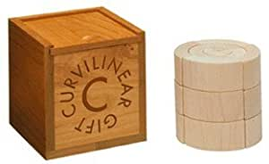 Amazon.com: Froebel Curvilinear Gift Curved Wood Blocks ...