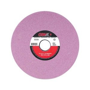 CGW-Camel 58025 8X1//2X1-1//4 T1 PA80-K8-V Pink Aluminum Oxide Surface Grinding Wheel