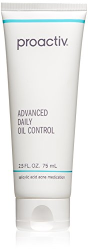 Oil Free Oil (Proactiv Advanced Daily Oil Control, 2.5 Fluid Ounce)