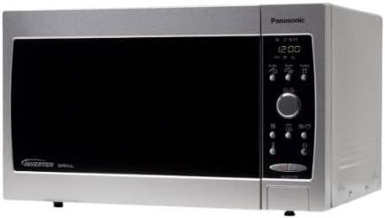 Panasonic NN-GD379S, 230 V, 50 Hz, Gris, 482 x 364 x 284 mm, 10000 ...