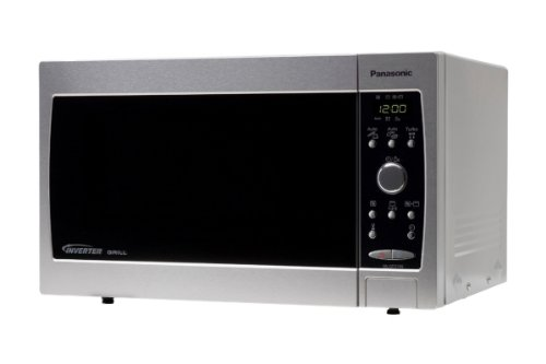 Panasonic NN-GD379S, 230 V, 50 Hz, Gris, 482 x 364 x 284 mm ...