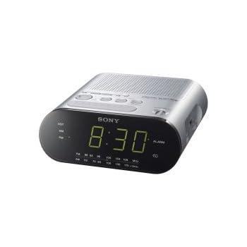 3947e91d4cb Amazon.com  Sony ICF-C218 - Clock radio  Home Audio   Theater