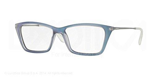 Ray-Ban Matthew Eyeglasses RX7022 5496 Iridescent Azure 54 1...