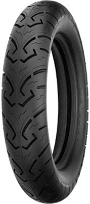 MT90-16 Shinko 250 Front Motorcycle Tire Black Wall for Honda Gold Wing GL1200 1984-1987 73H