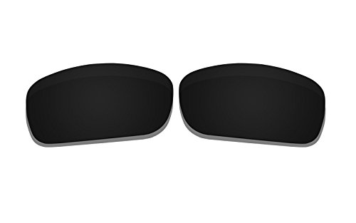 Black Polarized Replacement Lenses for Oakley Fives Squared - Lenses Replacement 5 Oakley
