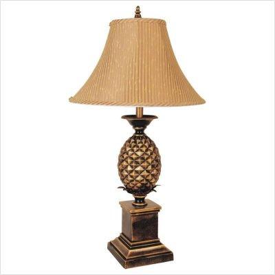 Amazon.com: Ore Internacional 9001 F Piña – Lámpara de pie ...