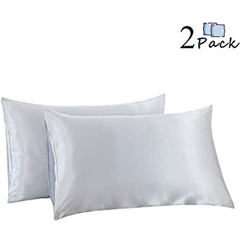Amazon Com Ethlomoer 2 Pack Luxury Smooth Satin