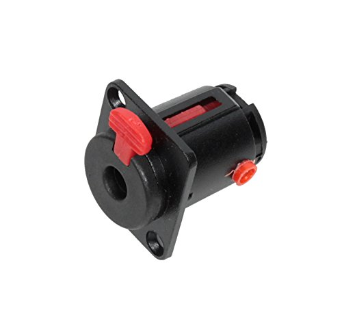 Elite Core Panel-Mount Connector | Seetronic SJP3C | TRS 1/4