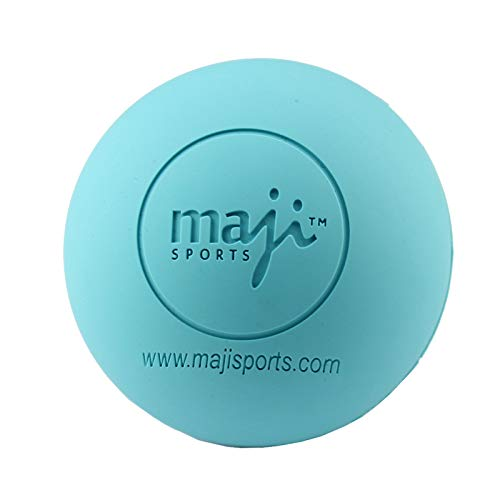 Maji Sports Trigger Point Single Massage Ball (Sky Blue)