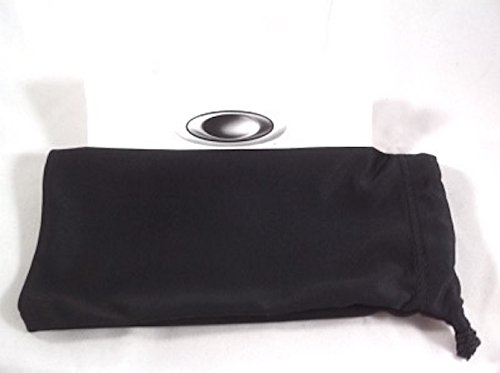 New Authentic Oakley Sunglasses Bag - Soft Microfiber Cloth - Cleaning & ()