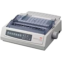 Oki Data - Oki Microline 321 Turbo Dot Matrix Printer - 9-Pin - 435 Cps Mono - 288 X 144 Dpi - Parallel, Usb Product Category: Printers/Dot Matrix Printers