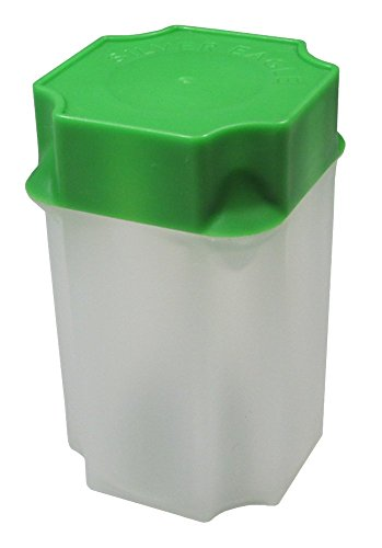 Guardhouse American Silver Eagle Tube - New Translucent Design Holds 20 Coins and Fits Inside a US Mint Green Monster Box - Sold Individually