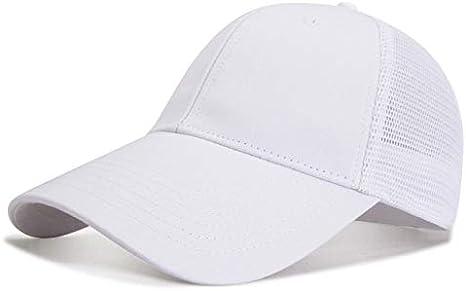 HONGHENG Algodón Camionero Sombreros Mujeres Verano Liso ...