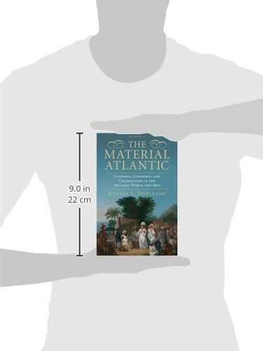 The Material Atlantic Clothing Commerce And Colonization In The