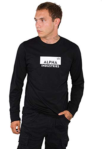 Alpha Industries Box Langarmshirt