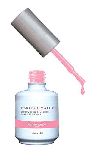 LECHAT Perfect Match Nail Polish, Cotton Candy, 0.500 Ounce -