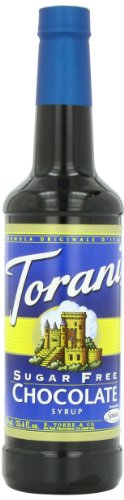 Torani Sugar Syrup Chocolate Ounce product image