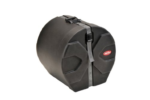 SKB 1SKB-D1214F Roto-Molded 12 x 14 Inches Floor Tom Case with Padded