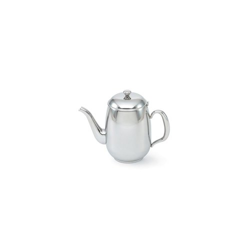 Vollrath 46595 Orion Stainless Steel 34 Ounce Coffee Pot (Touch Hollow Handle)