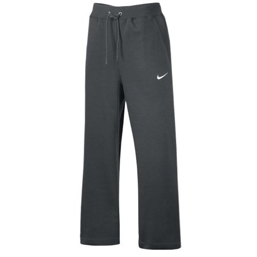 Womens Vintage Fleece Pants - Nike Womens Team Club Fleece Pant Anthracite M