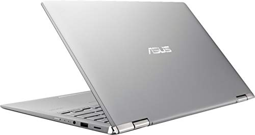 "ASUS 14 2-in-1 14"" FHD Touchscreen Laptop Computer_ AMD Ryzen 5 3500U Quad-Core Up to 3.7GHz (Beats I7-7500U)_ 8GB DDR4 RAM, 256GB SSD_ Online Class Ready_ Windows 10_ BROAGE 64GB Flash Stylus"