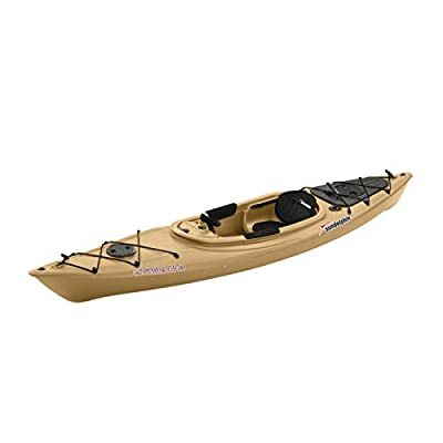 Sun Dolphin Excursion sit-in Fishing Kayak, 12-Feet