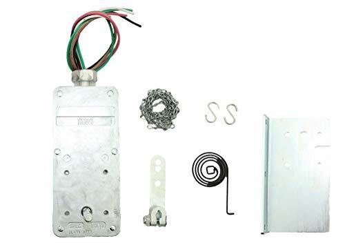 - VES Environmental Solutions Motorized Exhaust/Intake Shutter Kit (Motor Kit Only)
