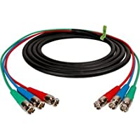 Canare 3-Channel BNC Snake Cable 100Ft-by-TecNec