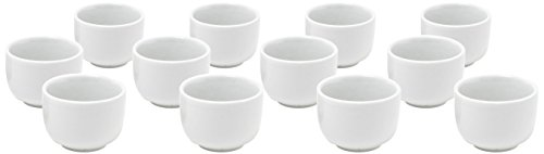 Front of the House ASC009WHP23 Mini Cup/Ramekin, 1.5