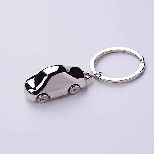 Amazon.com : Key Rings 2018 Brand New Fashion 3D Car ...