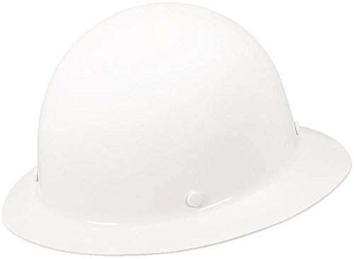 MSA Safety 475408 Skullgard Hard Hat with Fast Track Susp...