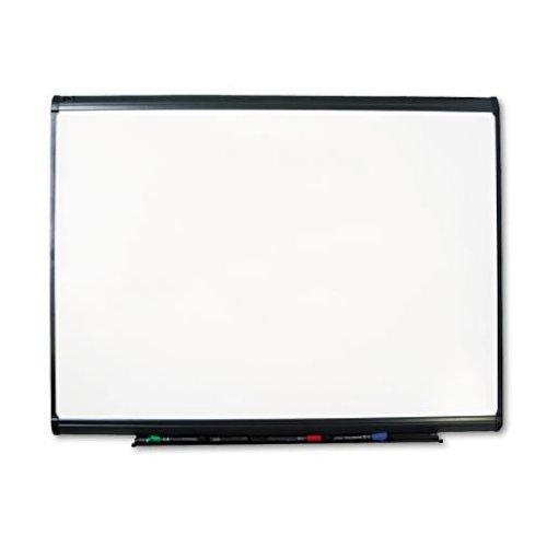 Quartet Premium Dry-Erase Board, Porcelain/Steel, 48 x 36 Inches, White/Gray Frame (P554G) by Quartet - Premium Porcelain Markerboard
