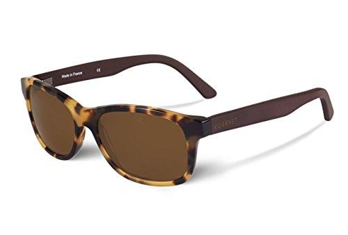 Vuarnet VL130300042121 Sunglasses Tokyo Tortoise Frame Pure Brown - Sunglasses Pure