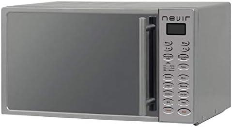 Microondas cerámico con grill Nevir NVR-6140 MDGC: Amazon.es: Hogar